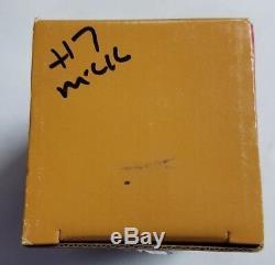 Mickey Mantle Signé Baseball Uda Autographié Upper Deck Assermentée # 7 Insc