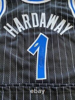 Penny Hardaway Orlando Magic Nba Jersey Uda Auto Signé Upper Deck Autographié