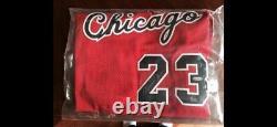 Rare Find Uda Michael Jordan Signé 1984/1985 Rookie Jersey Mint Le 1/50