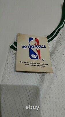 Robert Parish Boston Celtics Signé Champion Authentique Jersey Uda Authentifié