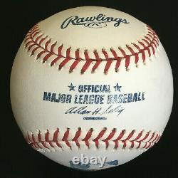 Sandy Koufax A Signé Official Mlb Holo Baseball Mint Autograph Upper Deck Uda Coa