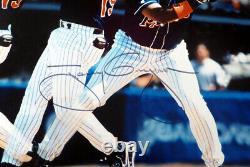 Tony Gwynn Autographié Signé 16x20 Photo Padres #12/50 Uda Holo #baf16207