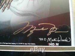 Uda Décennie Legends Michael Jordan Wilt Chamberlain Larry Bird Julius Erving Auto