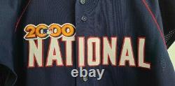 Uda Ken Griffey Jr A Signé 2000 Jersey De Baseball Toutes Étoiles 96/100 Nouveauté En Boîte