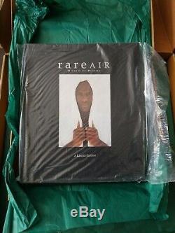 Upper Deck Rare Air Michael Jordan Autographed Livre Et Uda Certificat 615/2500